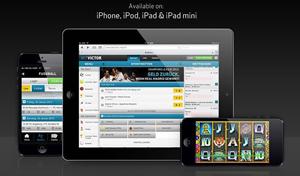 Die Mobile App von BetVictor (Quelle: BetVictor)