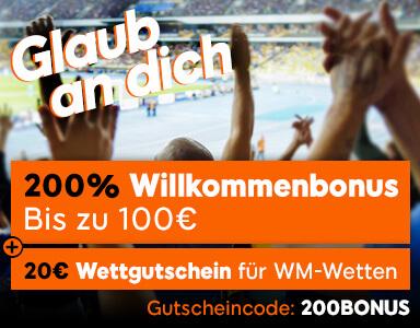 888Sport WM-Sonderbonus