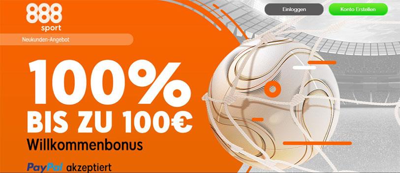 888sport bonusangebot