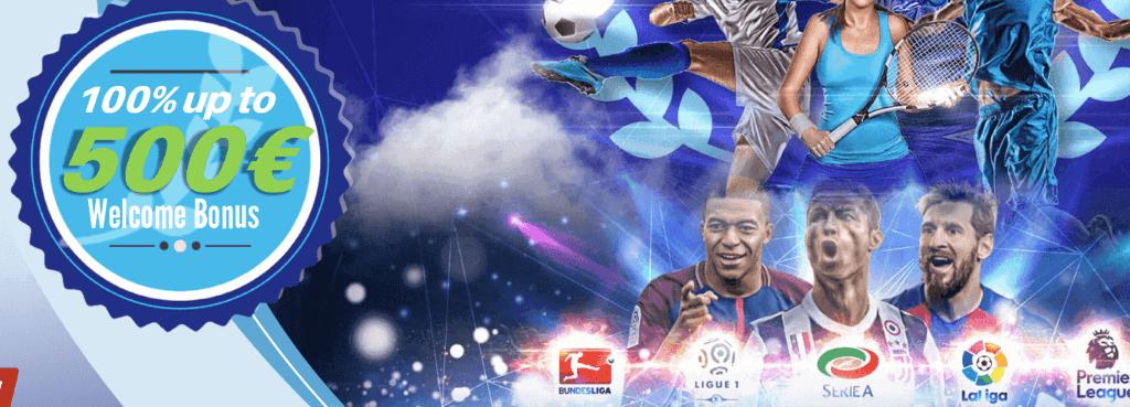 PlayersOlymp Fussballwetten – Bonus