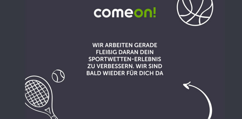 Sportwetten bei ComeOn