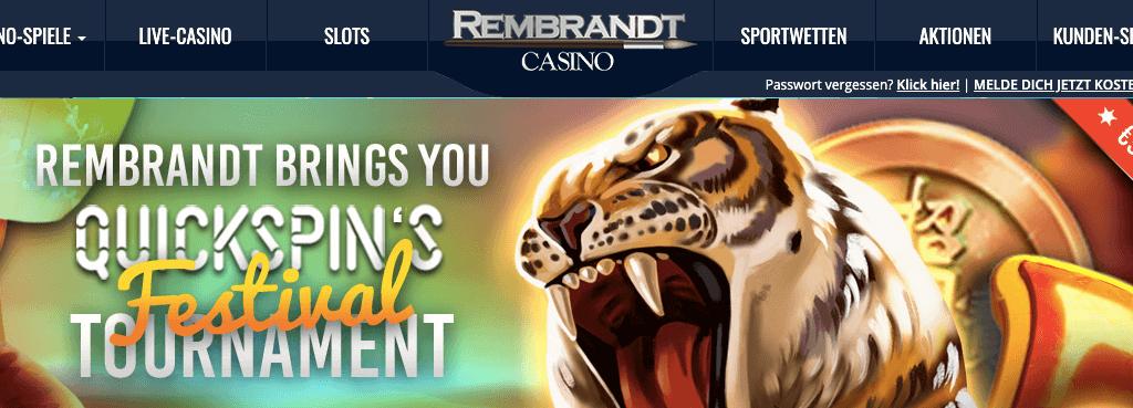 Rembrandt Sportwetten Erfahrungsbericht – Wettangebot