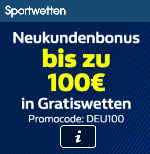 William Hill Gratiswetten
