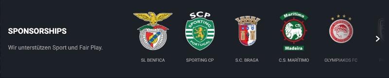 Die Sponsorships von Betano
