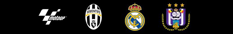 U.a. diese Top-Vereine und Teams sponsert bwin (Quelle: bwin)