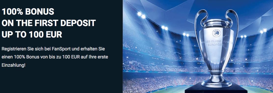 Fan Sport Bonus