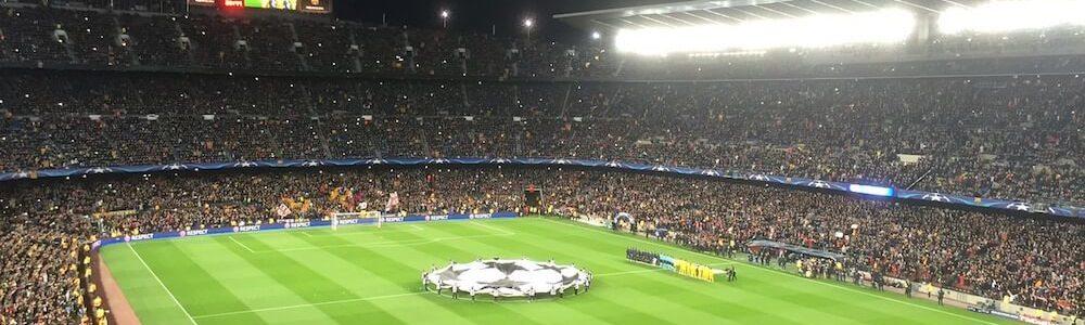 camp nou barca barcelona