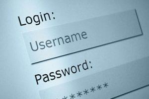 internet-login-passwort