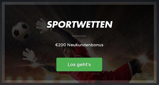 Intertops optimale Bonussumme 200€