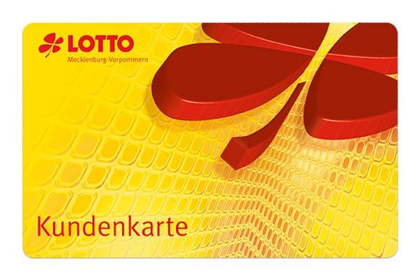 Lotto Kundenkarte