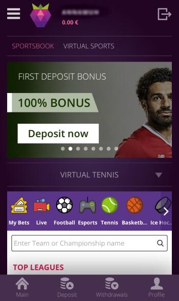 Malina Sportwetten Erfahrung – Mobile App