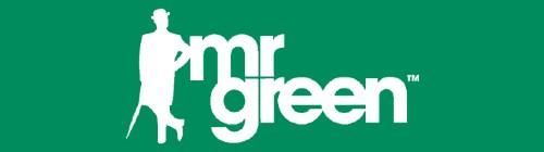 Mr Green Erfahrungen – Logo