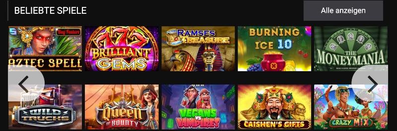 Online Casino bei Megapari
