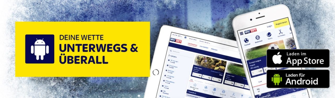 sky bet mobile apps