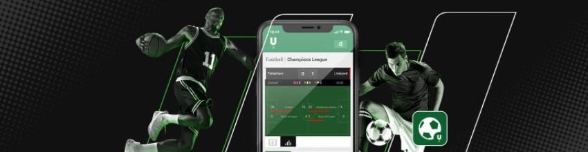 Mobile App von Unibet